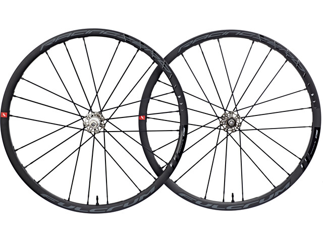 "Fulcrum Racing Zero DB Wheelset Road 28"" 2-speed Fit XDR 6-Hole USB, black/white"